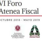 5ª SESIÓN VI FORO ATENEA FISCAL 14.05.2019
