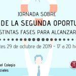 JORNADA LA LEY DE LA SEGUNDA OPORTUNIDAD. 29/10/2019