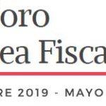2ª SESIÓN VII FORO ATENEA FISCAL 17.12.2019