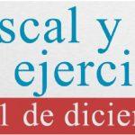 JORNADA CIERRE FISCAL Y CONTABLE. 10 Y 11/12/2019